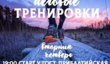 Бег на Васильевском острове