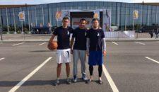 Второе место у команды Центра спорта по стритболу в рамках Спартакиады трудовых коллективов!