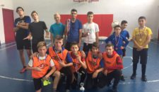 Открытые соревнования по мини-футболу среди детей и подростков Василеостровского района