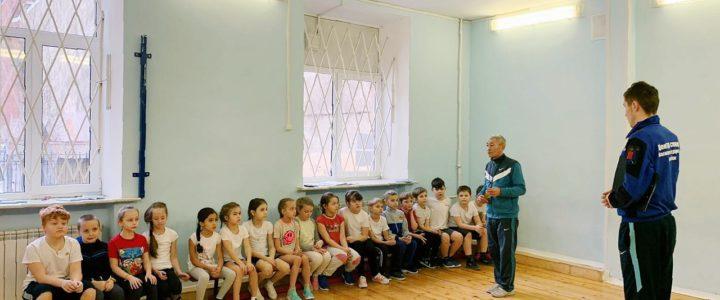 Прием нормативов ВФСК ГТО  на базе 11 гимназии