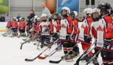Турнир по хоккею с шайбой среди детских команд 2010 г.р., посвященный Дню города