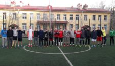 Вот так прошел турнир по футболу, посвященный Международному дню здоровья (11 апреля)💪🏻⚽