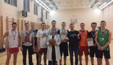 Внутривузовский этап чемпионата Ассоциации студенческих спортивных клубов России по баскетболу
