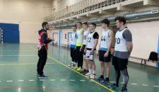 Спартакиады допризывной молодежи Санкт-Петербурга «Спортивное многоборье»