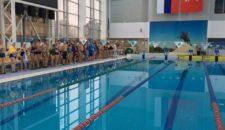 Победа в соревнованиях по плаванию в рамках Спартакиады пенсионеров Санкт-Петербурга «Спортивное долголетие»