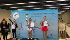 Шарапова Валерия заняла 1 место среди 3-го юношеского разряда