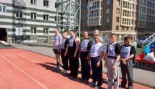Судьи Центра тестирования ГТО приняли нормативы у сотрудников ФССП