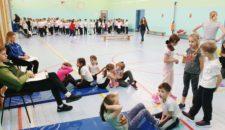 Судейская бригада Центра Спорта принимала нормативы ВФСК ГТО у учащихся 31-й школы