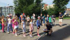 Соревнования среди детей и подростков