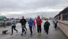 Открытая длительная тренировка по бегу 🏃♂❄