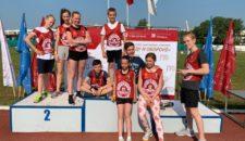 3 и 7 июня Сборная команда Василеостровского района принимала участие в летнем фестивале ВФСК ГТО