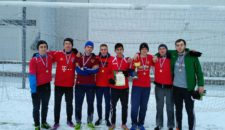 Открытые соревнования по мини-футболу среди дворовых команд Василеостровского района