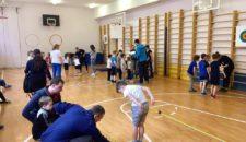 Воспитанники начальной школы-детского сада №36 сдали нормативы ВФСК ГТО!