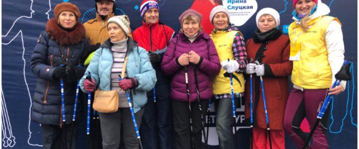 Центр спорта Василеостровского района принял активное участие в мероприятии «Ходи,Петербург»